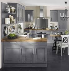 cuisine gris bois les 34 meilleures images du tableau cuisine sur