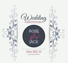 Wedding Invitation Card Free Download Vintage Wedding Backgrounds Freecreatives