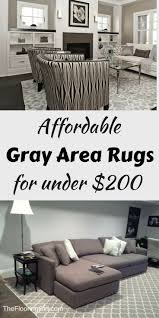 Affordable Area Rugs by Best 25 Gray Area Rugs Ideas Only On Pinterest Bedroom Area