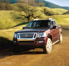 Ford Explorer Pickup - ford explorer sport trac specs 2006 2007 2008 2009 2010