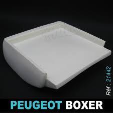 mousse de siege mousses pour assises avants de sièges de véhicules peugeot boxer