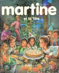martine fait la cuisine martine reliure martine et la fête