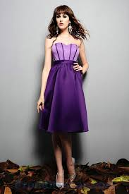 buy tailor made a line sweetheart two tone lilac and purple