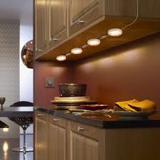 under cabinet light with outlet amazon com albrillo led puck lights with remote control dimmable