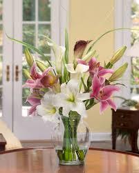 interior u0026 decoration silk floral arrangements for home decor