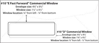 number 10 envelope template envelope templates commercial window envelope template wsel