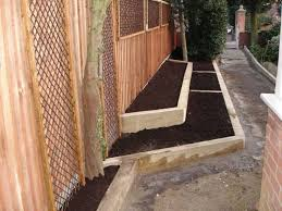 wonderful how to build a raised garden bed with sleepers part 9