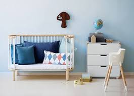 Crib To Bed Furniture Flexa Cot Bed Inhabitots