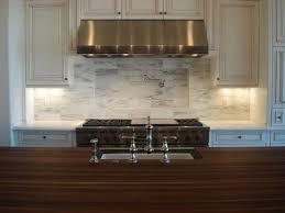 Oval Marble Backsplash Transitional Kitchen Artistic Designs - Marble kitchen backsplash