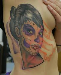 60 day of the dead tattoos you will want to get asap