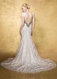 yumi katsura wedding dresses with luxurious swarovski crystal