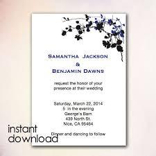 diy wedding invitation template 24 best diy wedding invitation templates instant images