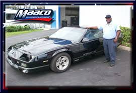 Maaco Paint Price Estimates by Maaco Auto Painting Gainesville 1987 Iroc Z
