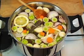 cuisiner autrement court bouillon apprendre à cuisiner autrement et en