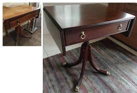 Antique Drop Leaf Table Lasvegas Furniture Repair 702 787 0317