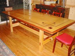Craftsman Style Dining Room Table Table Craftsman Dining Table Home Design Ideas
