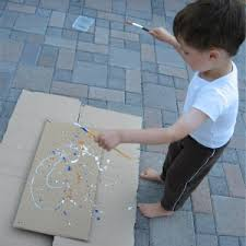 Art And Craft For Kids Of All Ages - 50 simple outdoor activities for kids no time for flash cards