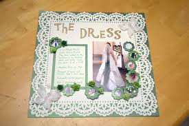 wedding scrapbook page engagement photo book title ideas selection photo and