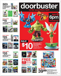 black friday game target unveils ad and plans to discount gift cards for black