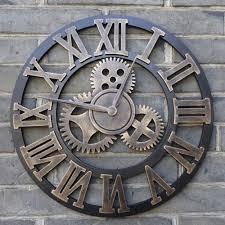 Ivation Clock by Aliexpress Com Buy 40cm Vintage Clock European Retro 3d