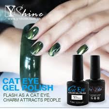 selling brand uv led cheap cat eyes gel nail polish 3d cat eye