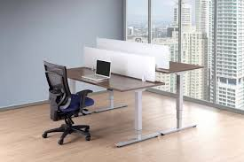 Adjustable Height Standing Desk by Standing Desk Height Adjustable Muallimce