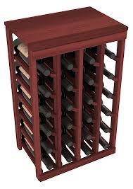 Pier One Bistro Table Wine Rack Wine Rack Tabletop Tabletop Wine Rack Wood Curvy Wine