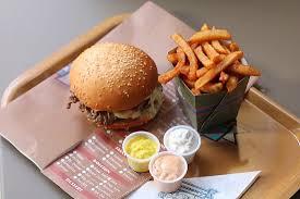 jeux de cuisine de papa burger les burgers de papa villeurbanne 7 rue bellecombe restaurant