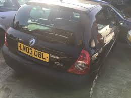 2003 renault clio dynamique 16v manual petrol parts only kent