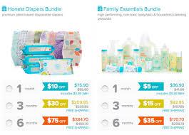black friday diaper deals black friday subscription box deals u2013 honest company my