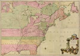 Future Map Of North America by Rare Remarkable Maps Trace America U0027s Path To Independence Wired