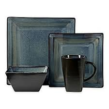 Dishes Bed Bath And Beyond Dinnerware Sets Stoneware Square Dinnerware And More Bed Bath