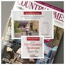 country homes and interiors magazine news u2013 the running fox bakery