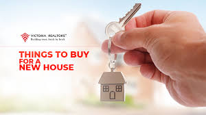 things you need for new house things to buy for a new house checklist victoria realtors