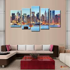 home decor painting ideas 2018 canvas painting ideas city night art pictures landscape new