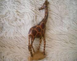 art glass giraffe ring holder images Giraffe sculpture etsy jpg