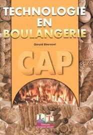 livre de cuisine cap les livres sur le cap boulanger