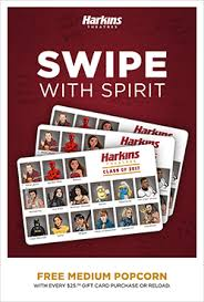 theater gift cards study harkins ideas collide interactive agency