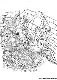 harry potter coloring picture toy theatres 1 4