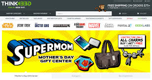 Sites Like Thinkgeek by Mothers Day Is Coming Up So Here Are Some Cool Sites You Can Get