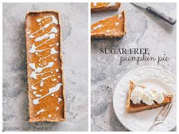 sugar free pumpkin pie raising sugar free