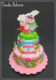 169 best peppa pig cakes images on pinterest peppa pig cakes