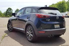 mazda cx3 road test review 2016 mazda cx 3 grand touring by carl malek