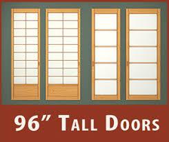 Shoji Sliding Closet Doors 96 Inch Sliding Doors And Shoji For Your Closets A Place For