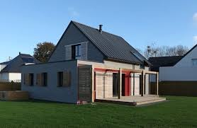 Energy Efficient House A Pitched Roof House In France Gets A Green Makeover And Exceeds