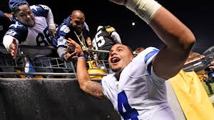 dak prescott is right on time for dallas and for america