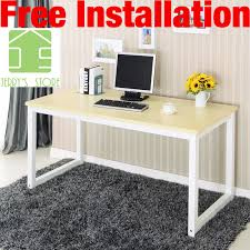 Study Desk Malaysia Qoo10 2017 New Design Table Office Table Office Desk Student