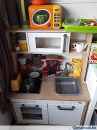 cuisine pour enfant ikea cuisine ikea en bois pour enfants avec tous les accessoires a