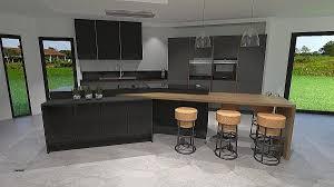 cuisine alu cuisine cuisine alu et bois beautiful table et chaises cuisine best