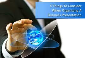 Organizing Business Ezpsa